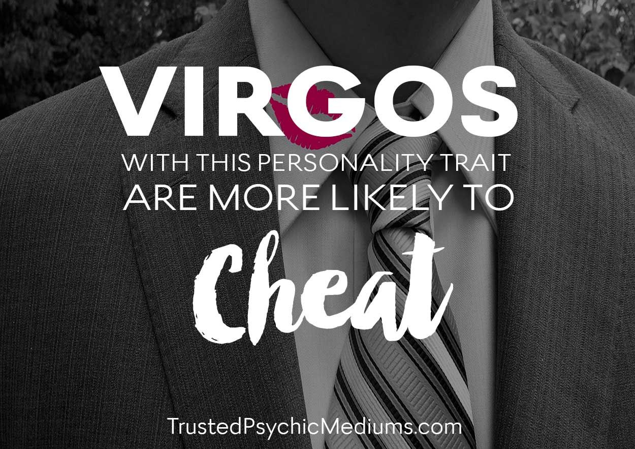 This horrible Virgo Trait is a sign they will cheat on you
