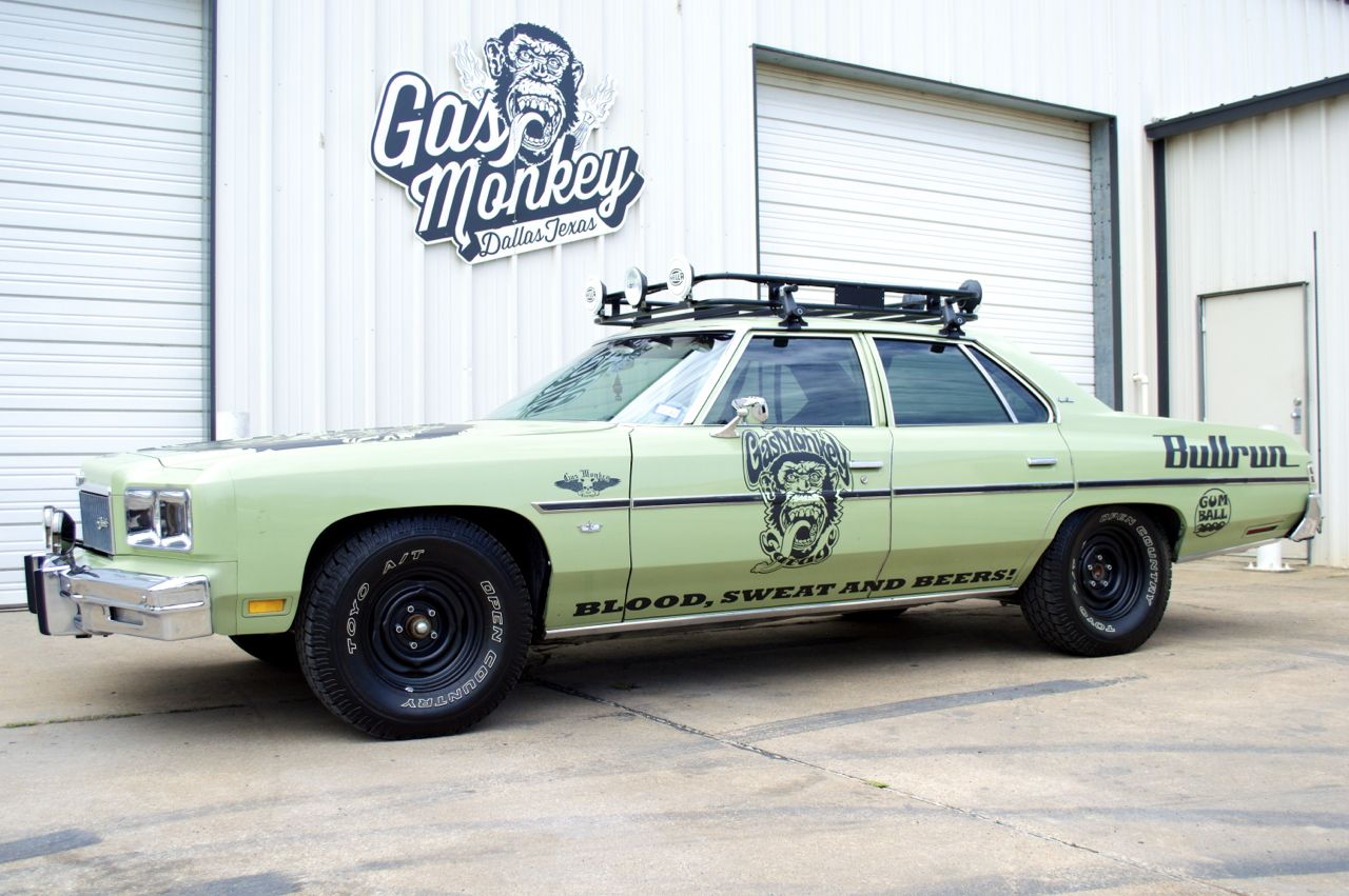 Gas monkey garage gas monkey pinterest garage monkey and gas - Gas Monkey Garage Raffling Bullrun Rally Car Bullrun Rallying The World