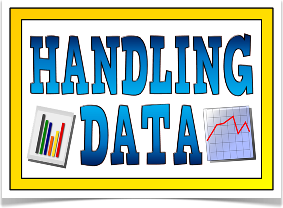 Handling Data Posters - Treetop Displays - A set of 13 A4 posters ...