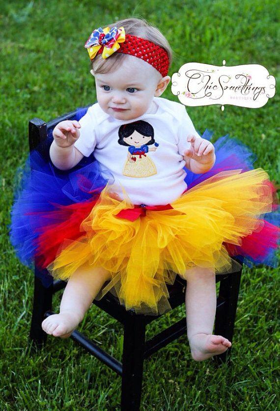 Nieve Tutú Del Bebé Princesa Tutú Tutú De Apoyo Foto