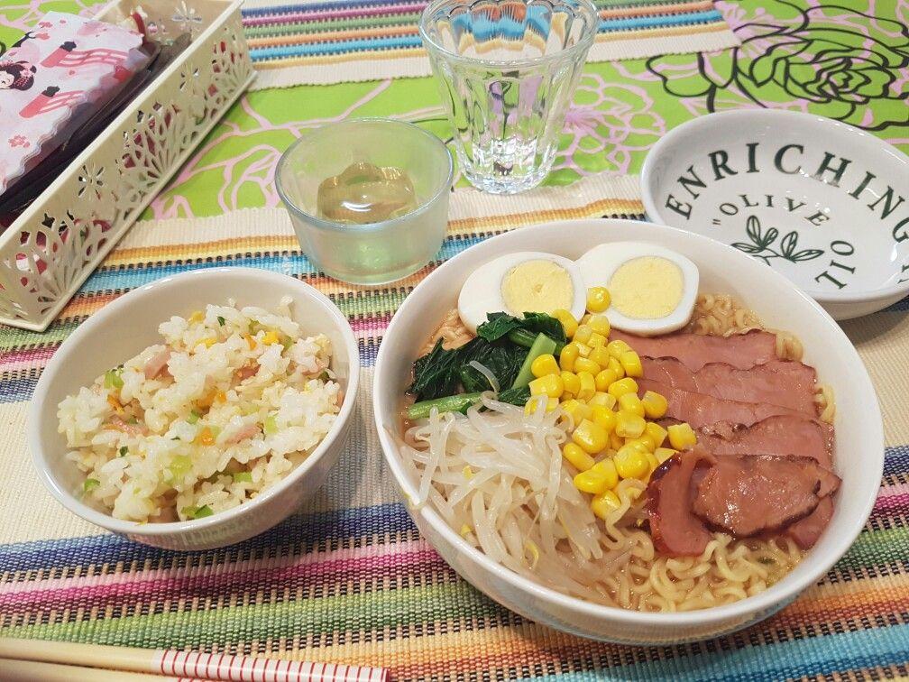 Dinner is served ❤ #AdventuresInJapan