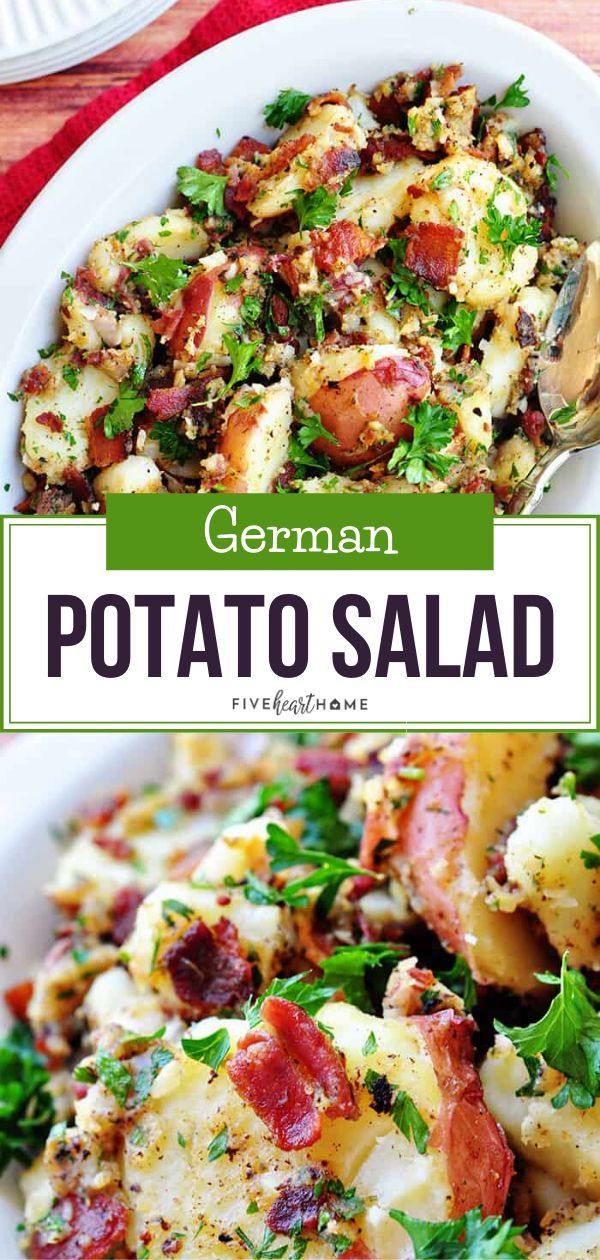 German Potato Salad #potatosalad