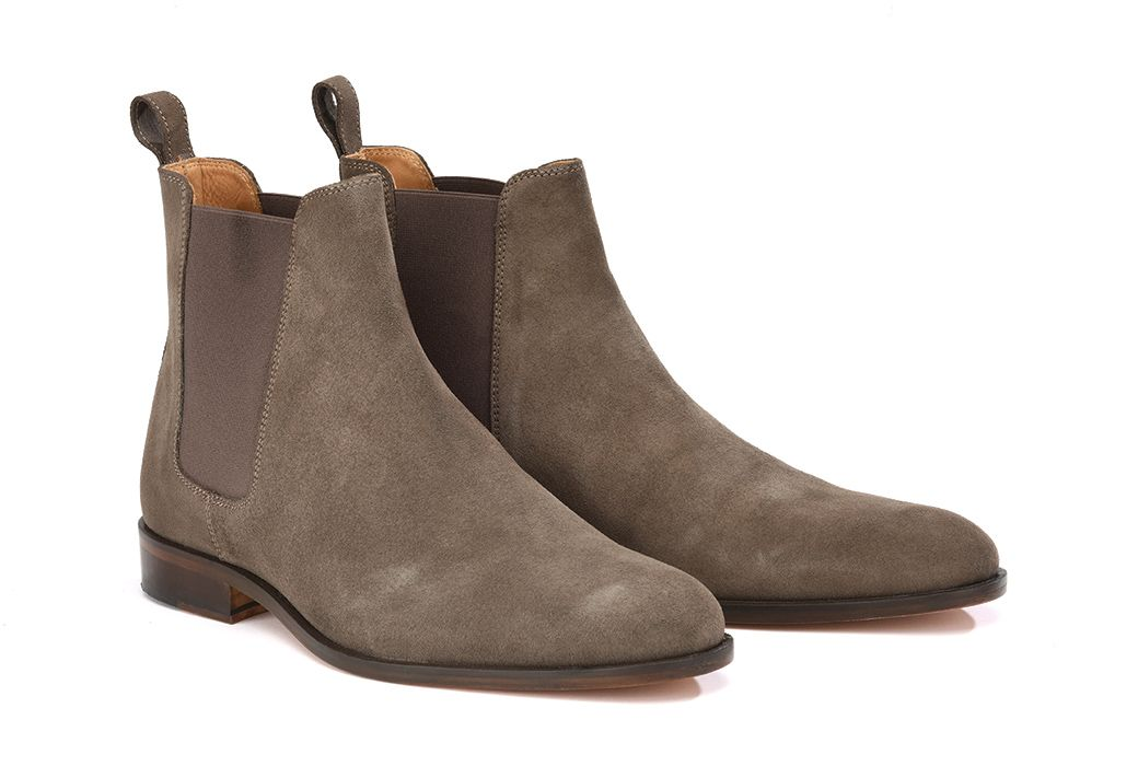 a307ee5ca7d4 DAWSON II Bottine homme - Chelsea boots