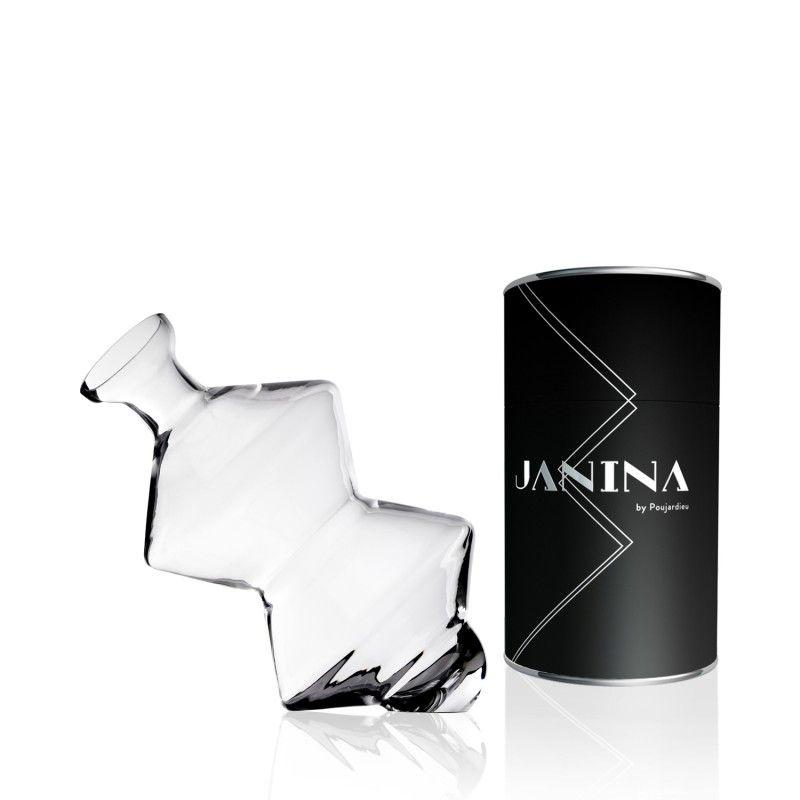 carafe vin janina by poujardieu bottle packaging. Black Bedroom Furniture Sets. Home Design Ideas