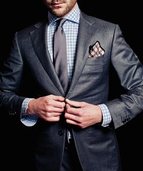 Obsessing over #GuysInSuits .. thanks @Refinery29
