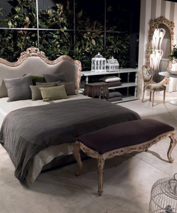 chambre baroque moderne tons gris | Baroque | Pinterest | Chambre ...