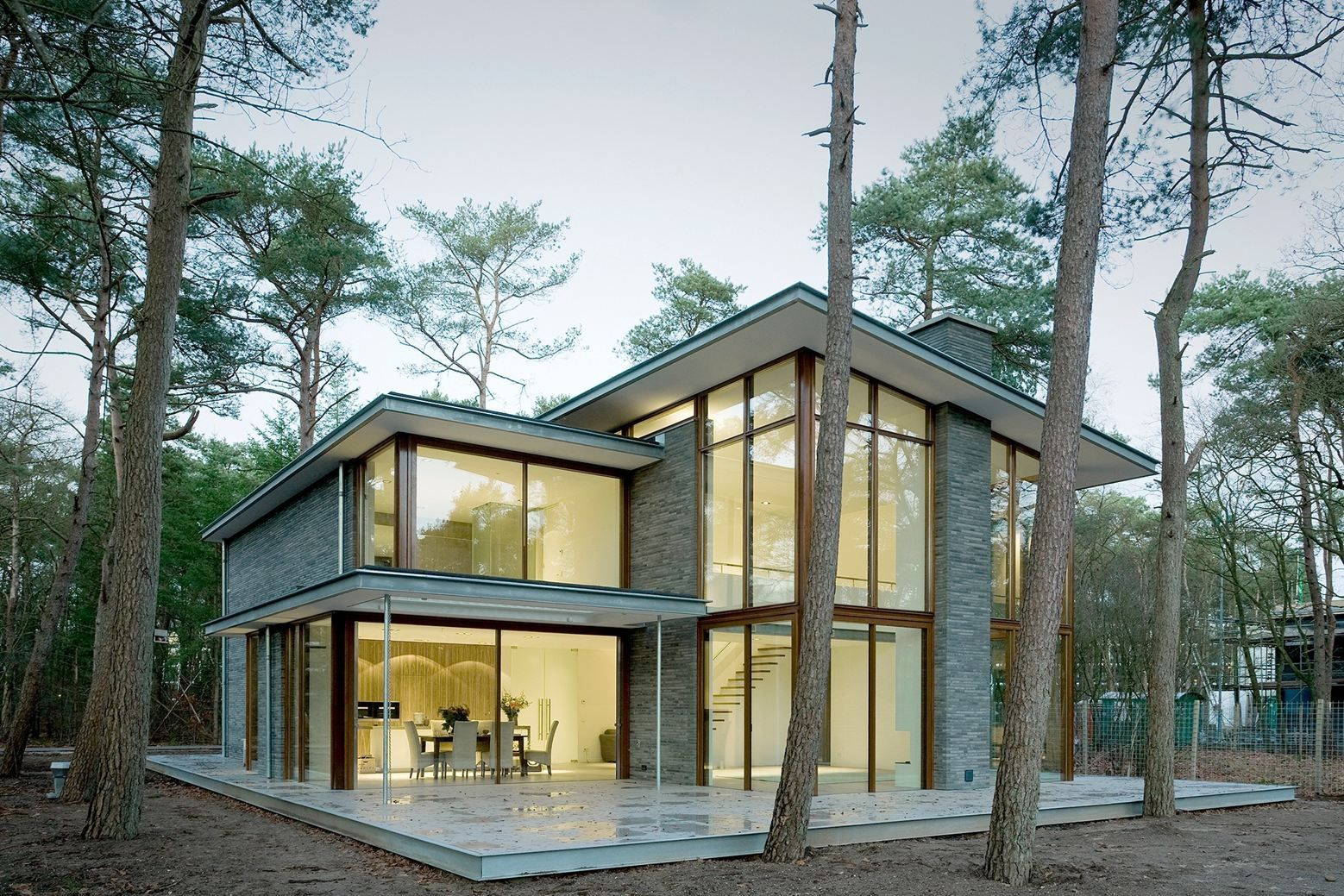 Villa Kerckebosch In Zeist Netherlands By Engel