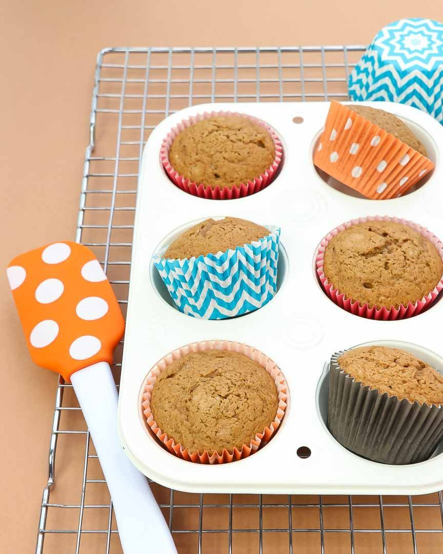 Sweets Treats Bake Bright Greaseproof Cupcake Liners Make Fall