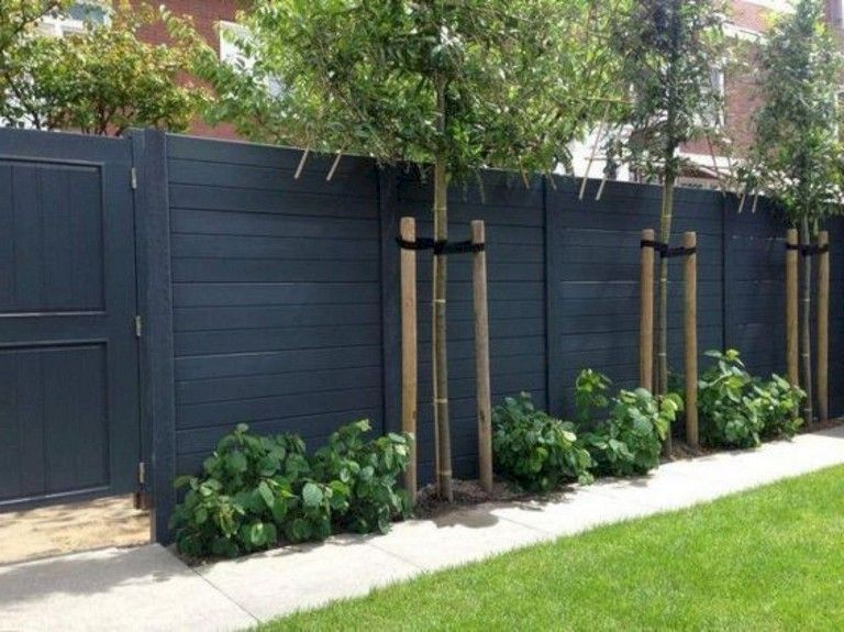 6 Splendid Front Fence Ideas Queensland Ideas With Images