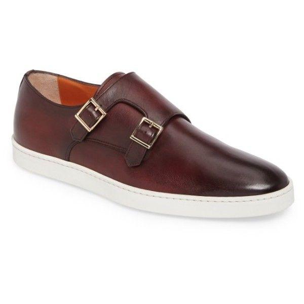 santoni fremont sneaker