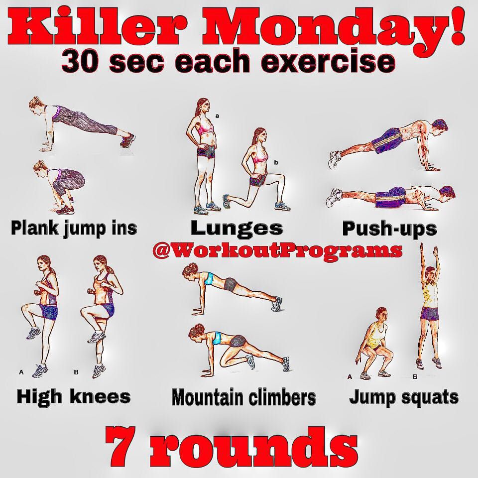 Hey guys sorry for the delay in Monday's workout! I was having some issues with my design software, had to break it all down, and build it back up. But we are back in action and ready to get the week started! You guys ready! Lets go! Double tap and tag a friend to accept Monday's workout of the day! @exerciseprograms SnapChat: WorkoutPrograms