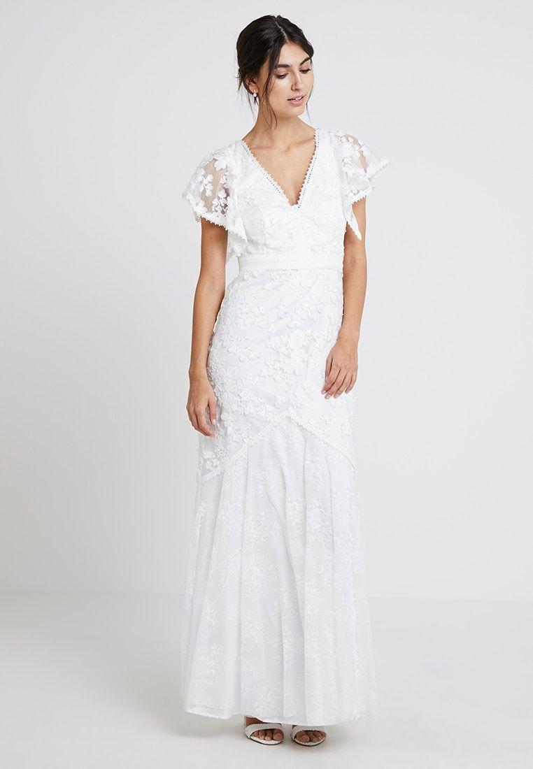 963f4ebe147c Forever Unique BRIDAL - Festklänning - ivory - Zalando.se