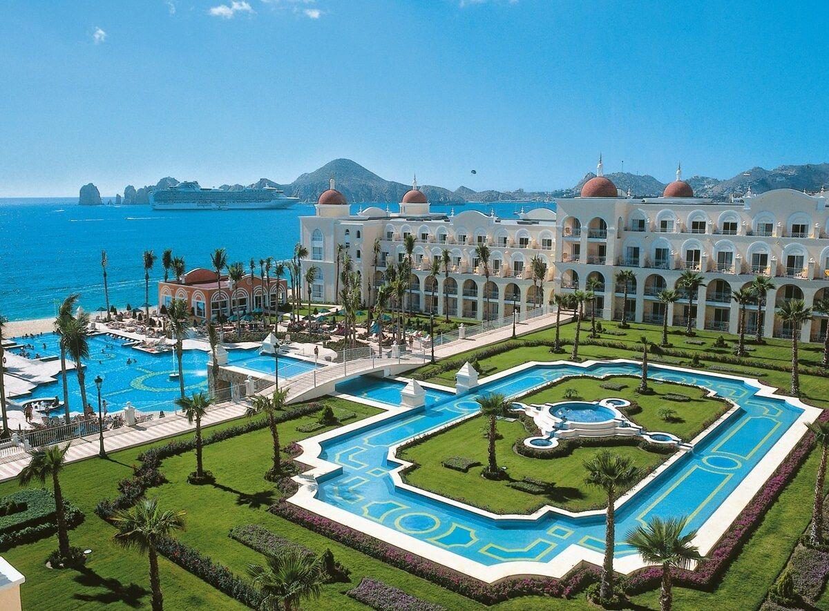 Cabo San Lucas Hotel Riu Palace Mexico In 2018 Cabo Cabo San