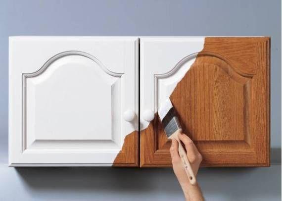 Painting Plastic And Laminates Laminate Cabinets Painting Laminate Painting Laminate Cabinets