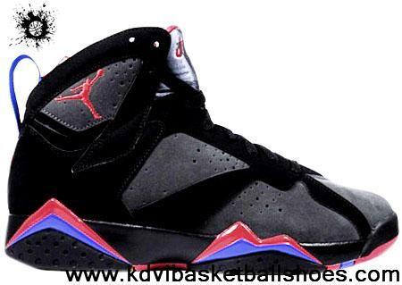 Sale Discount Air Jordan 7(VII) Original (OG) Bordeaux (Black /Grey-Bordeaux) Basketball Shoes Shop