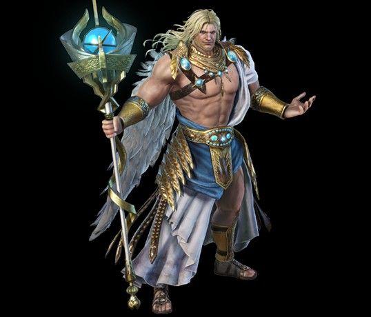 Warriors Orochi 4 Zeus: Dynasty Warriors, Princess