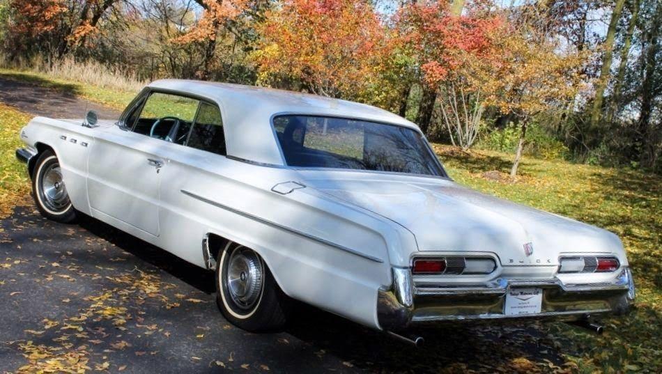 All American Classic Cars Buick Lesabre Door Hardtop