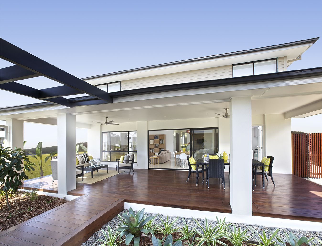 Clarendon Homes. The Madison Series - Grand alfresco | Our ...