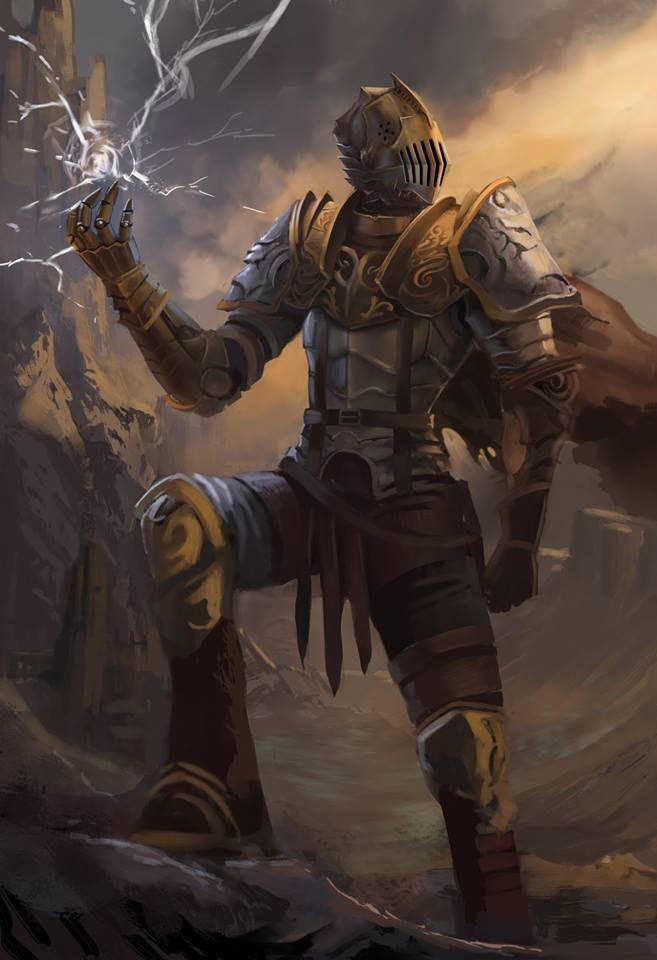 Tabaxi Storm Sorcerer