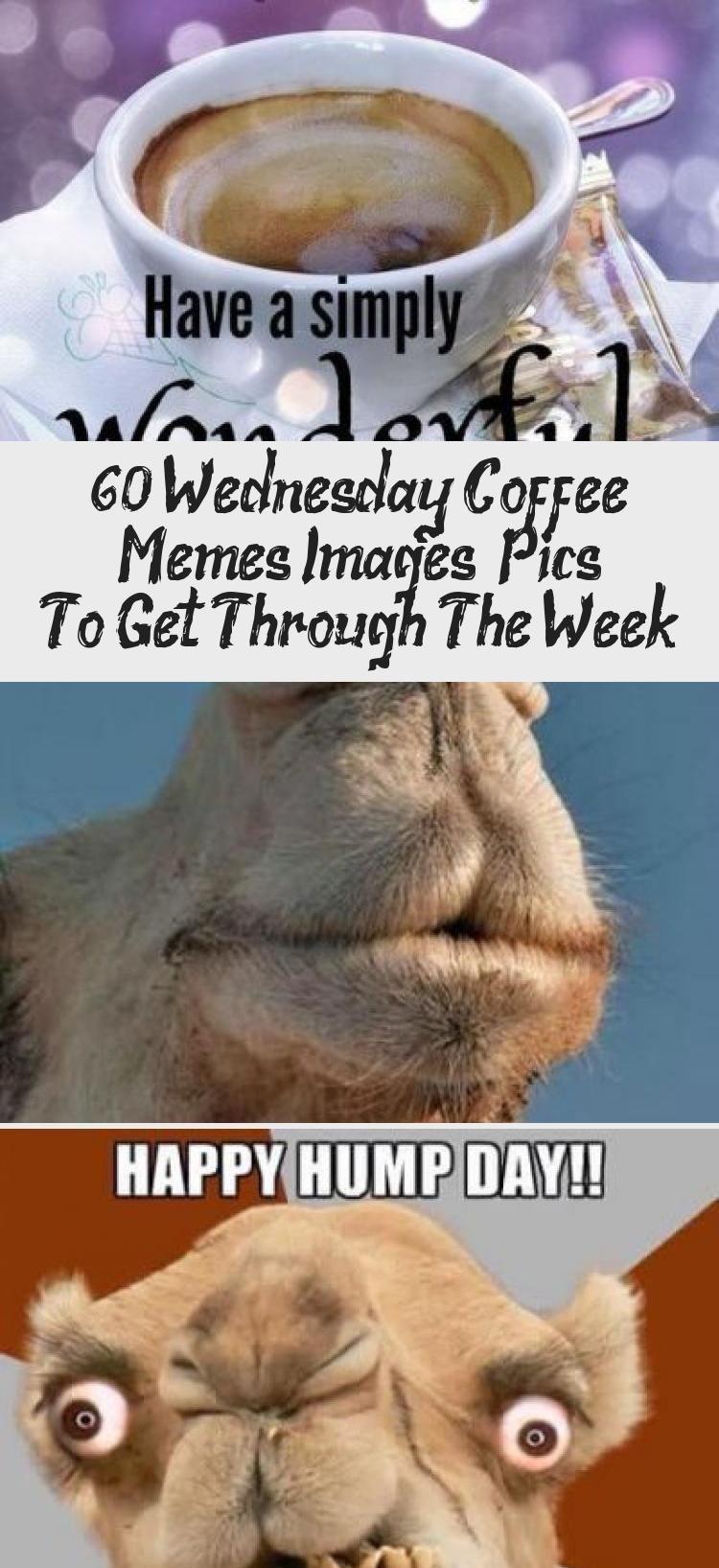 Happy Wednesday Coffee Meme