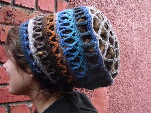 Nefertiti Style Crochet Tam from NooMMoon. | diy | Pinterest ...