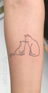 Photo of Top 39 cat tattoo designs for cat lovers 2019 – page 17 of 39, #DESI …