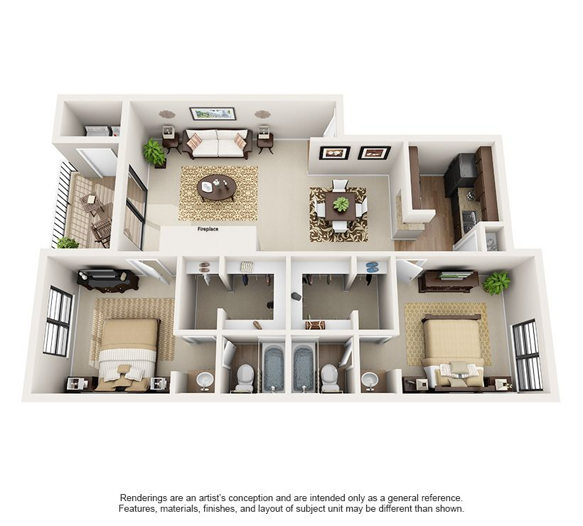 One And Two Bedroom Apartments In Austin, TX