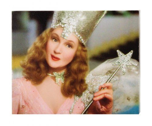 The Wizard of Oz (1939)  Billie Burke as Glinda the Good Witch of the North