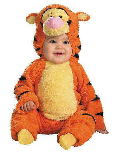 Vestito di Carnevale da Tigro di Winnie The Pooh