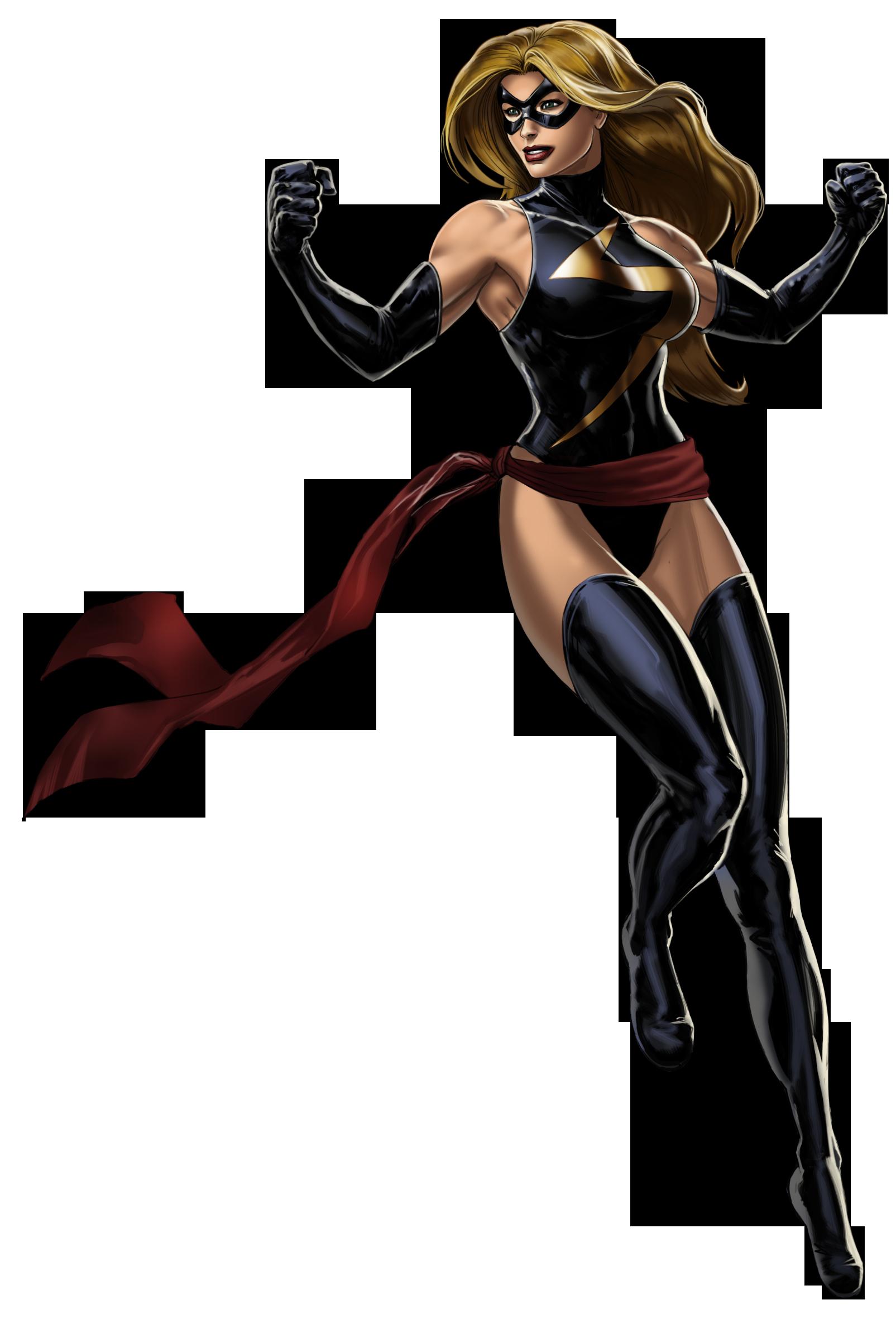 Marvel Alliance Ms Marvel Ms Marvel Captain Marvel Marvel Comics Superheroes Ms Marvel