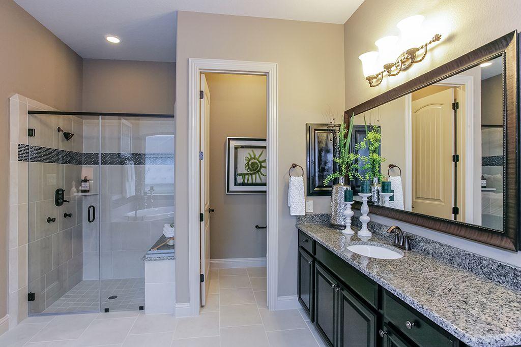 Gehan Homes Master Bathroom