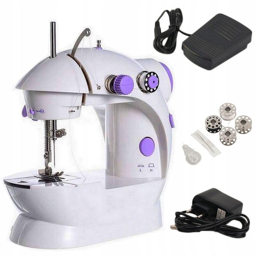 Mini Maszyna Do Szycia Nic Igla Naped Zasilacz 7775213222 Oficjalne Archiwum Allegro Coffee Maker Maker Kitchen Appliances