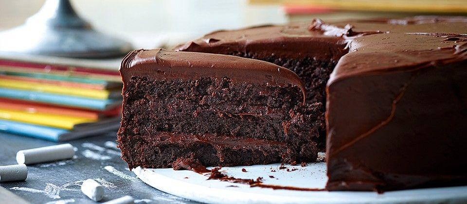 Bruce Bogtrotter S Chocolate Cake