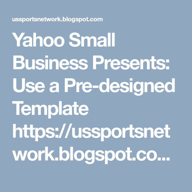 Yahoo small business presents keys to success character on us yahoo small business presents keys to success character on us sports net us sports marketing pinterest personal development coach wajeb Image collections