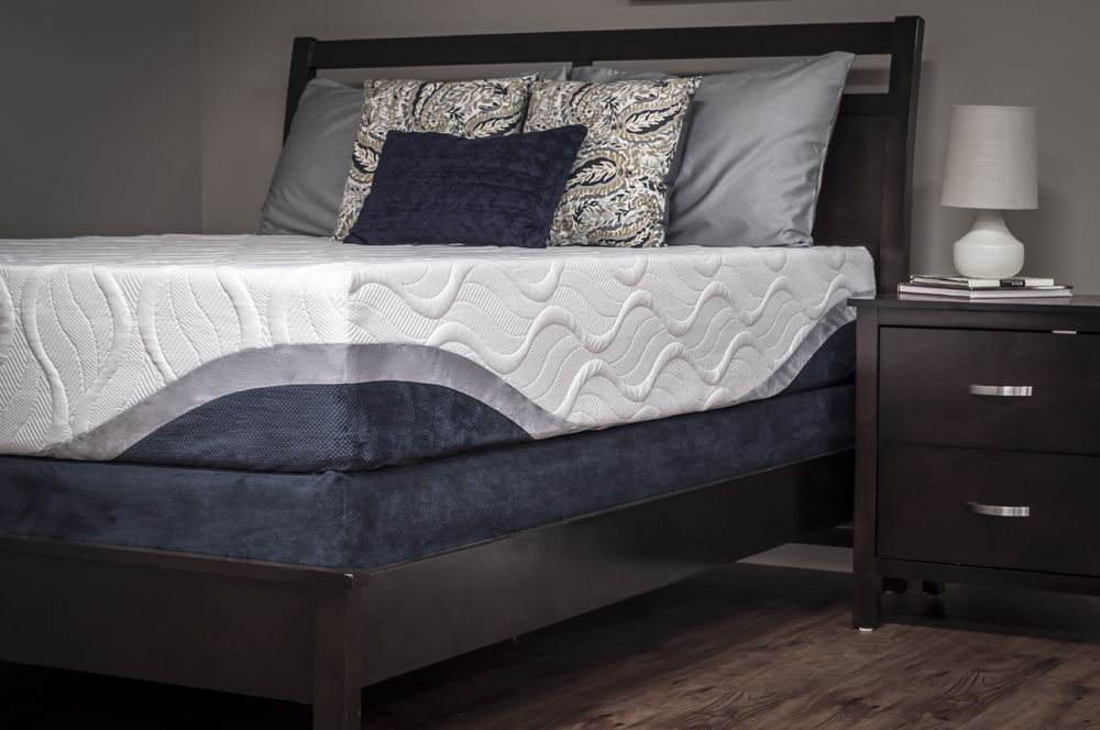 Lovely Orion Hybrid TruGel Mattress | Glideaway Bed Frames And Sleepharmony Sleep  Products