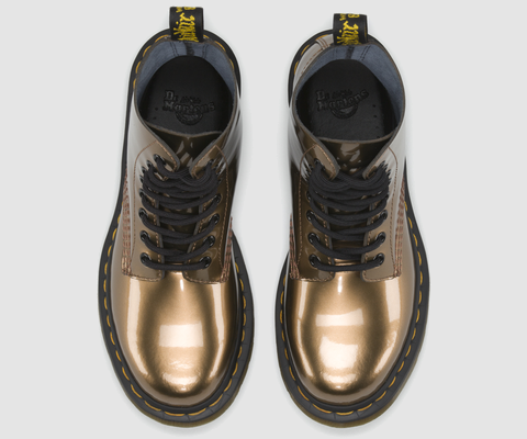 PASCAL   Womens Boots   Official Dr Martens Store - US - Look at the shine  on these babies! 29318fecbf58