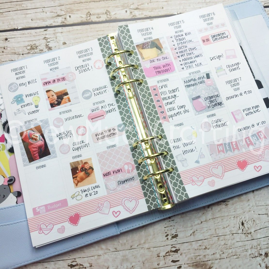 End of Week | February 7, 2016 | Sew Much Crafting