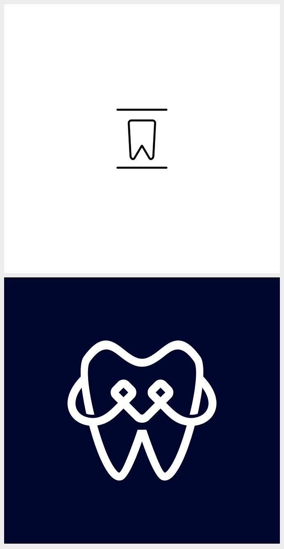 150 Elgin Dental Logo and brand for dentist in Ottawa - idApostle #dental #dent ...