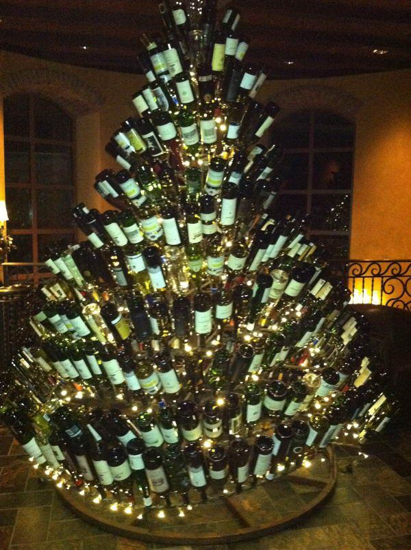 80 Homemade Wine Bottle Crafts