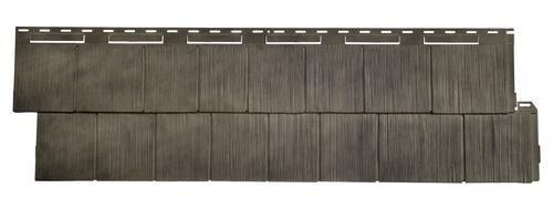 Best Novik® Rough Sawn Cedar Shingle Look Polymer Siding Panel 400 x 300