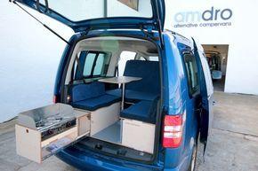 Photo of Caddy Maxi life camper car                                                      …