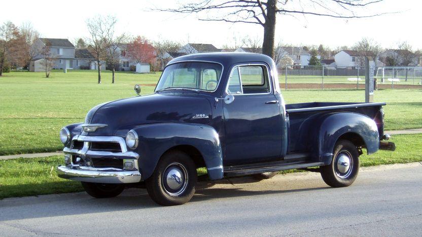 1954 Chevrolet 3100 Pickup Chevrolet 3100, Chevrolet