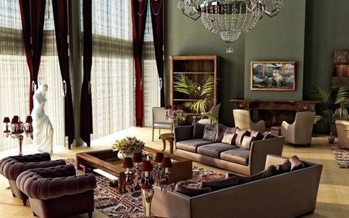 Victorian Living Room Curtain Ideas  Victorian Style  Interior New Victorian Living Room Decorating Ideas Inspiration