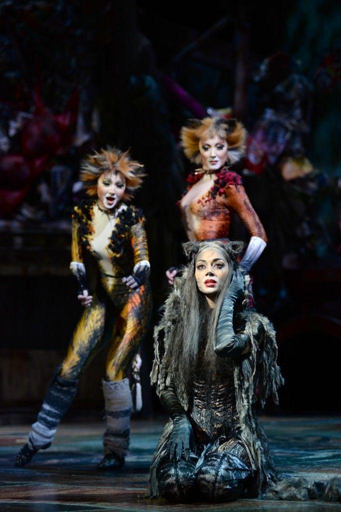 London Palladium Cats Musical Jellicle Cats Broadway History