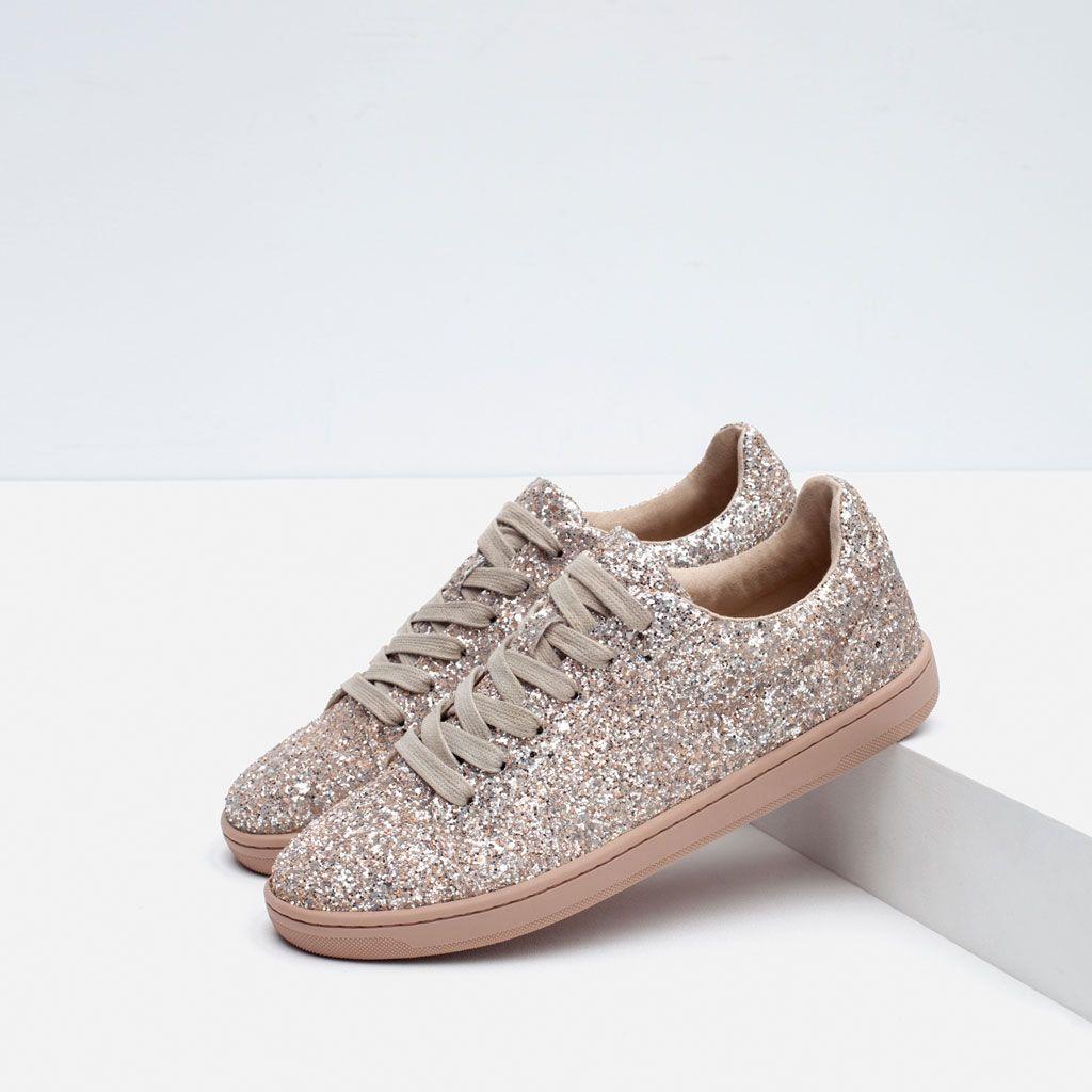 Deportivo Purpurina Ver Todo Zapatos Mujer Turnschuhe Trends Extravagante Schuhe Sneaker
