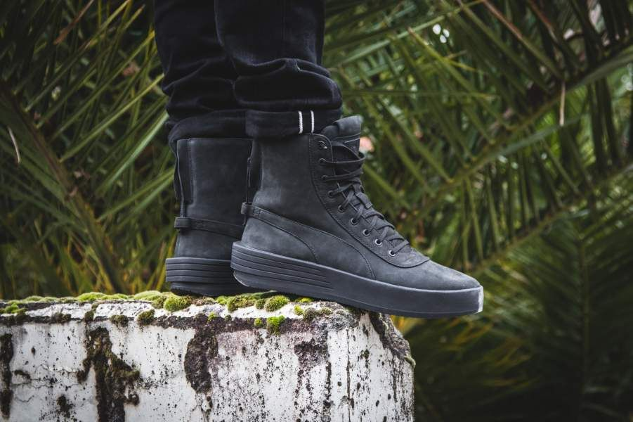 professional website website for discount store The Weeknd x Puma XO Parallel: Black | Shoes in 2019 | Puma ...