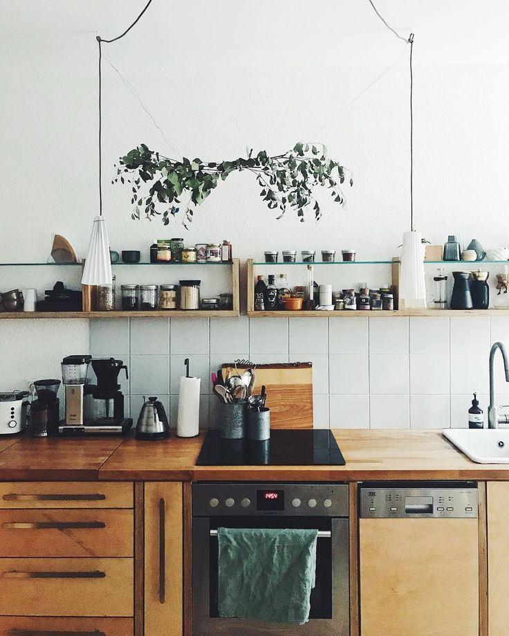 """Photo of Doitbutdoitnow – Wohnblog su Instagram: """"Soooo cucina è pulita – ora possiamo solo scommettere quanto a lungo 🙄 Il piccolo monaco in me ora infastidisce che il …"""""""