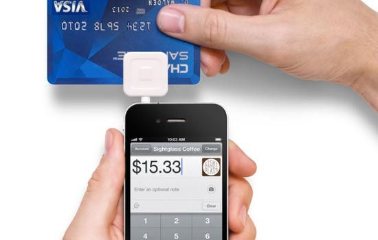 Square Is An Electronic Payments Service Which Allows Users To