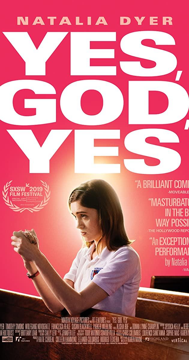Yes, God, Yes (2019) in 2020 Film genres, Imdb tv