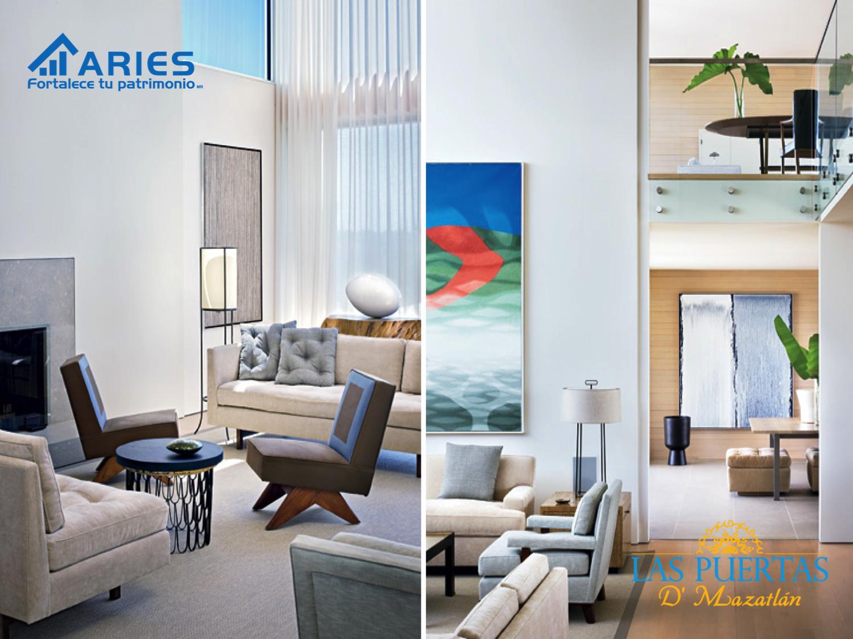 TERRENOS EN MAZATLÁN. Las paredes blancas para nuestra casa de playa crean una sensación de amplitud y nos brindan la facilidad de incorporar diferentes colores en los muebles para decorar una casa. Este color siempre será favorable para una construcción en la playa. Venga a visitarnos a GRUPO ARIES y adquiera un terreno en  LAS PUERTAS D´ MAZATLAN la mejor inversión en terrenos.  http://grupoaries.com.mx/bienvenido/nuestros-desarrollos/